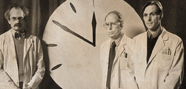 Doomsday Clock: o Relógio do Juízo Final