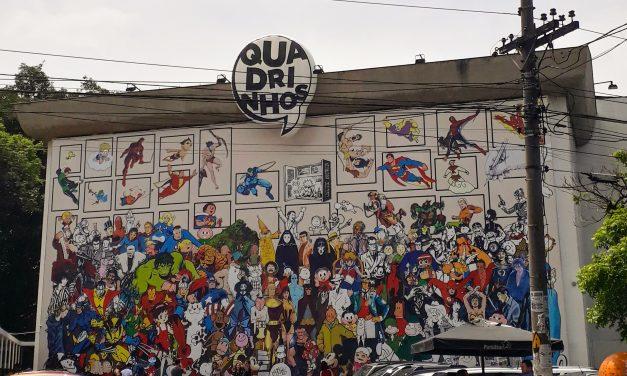 Sem planos para o Carnaval? A Exposição Quadrinhos estará de portas abertas e com entrada gratuita na terça