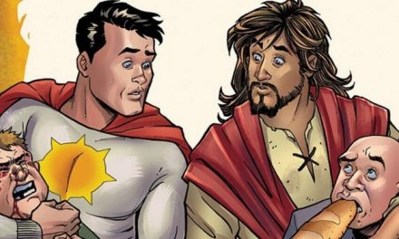 Jesus pode ser mostrado de uma forma que fuja do tradicional?