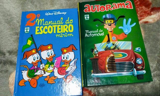 Livros e quadrinhos baratinhos! <3