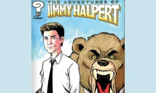 The Adventures of Jimmy Halpert – HQ de The Office vai ser lançado