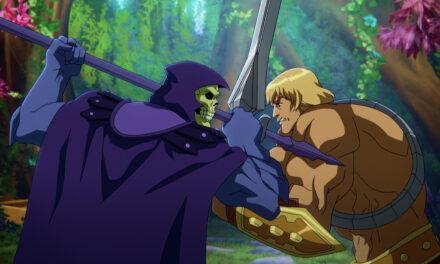 Mestres do Universo: Salvando Eternia – Animação do He-Man vem aí!