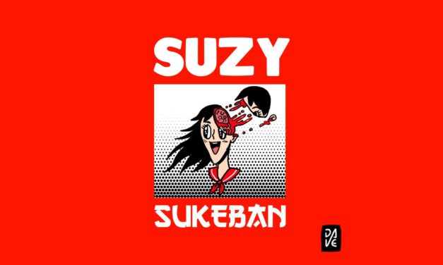 Suzy Sukeban: Cigarro, porrada e sinuca!